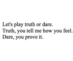 Prove it, quote, and text image