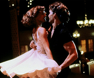 dirty dancing, jennifer grey, and patric swayze image