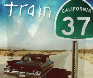 train, music, and california image