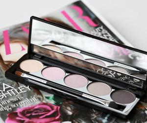 makeup, make up, and beauty image