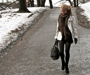 beautiful, blonde, and trend image