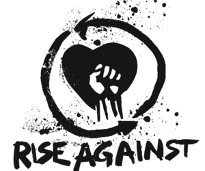 rise against, music, and band image