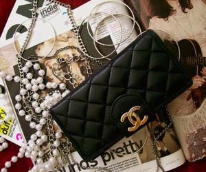 chanel, fashion, and magazine image