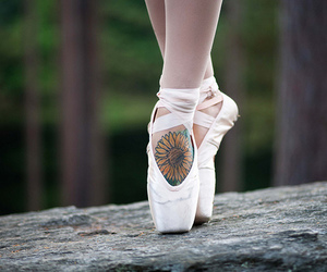 ballet and tattoo image
