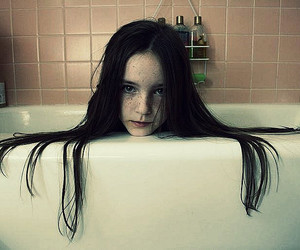 amazing, creepy, and girl image