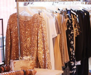 fashion, glitter, and clothes image