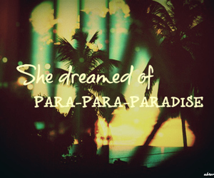 coldplay, paradise, and quote image