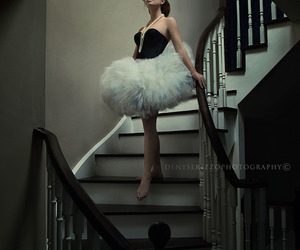 ballet, fairytale, and fashion image
