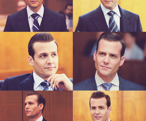 suits and harvey specter image