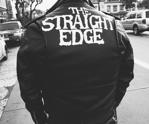 hardcore, straight edge, and punk image