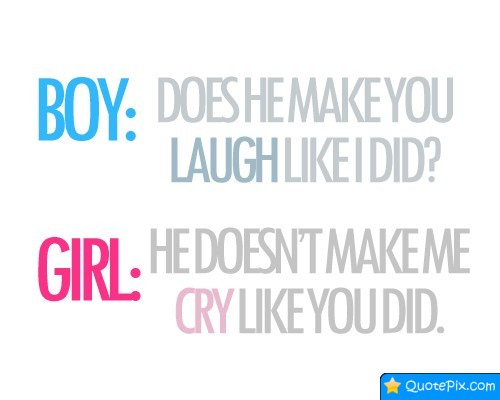 Boy And Girl   QuotePix.  Quotes Pictures, Quotes Images