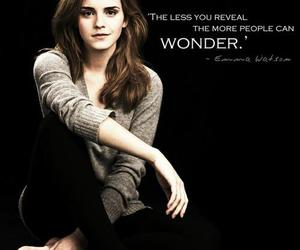 emma watson, quotes, and harry potter image