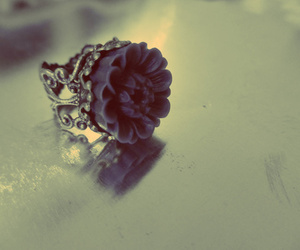 flower and ring image