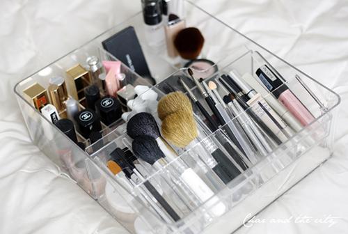 makeup, make up, and chanel image
