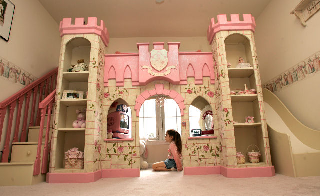 idee deco chambre fille shared by Sumicca on We Heart It