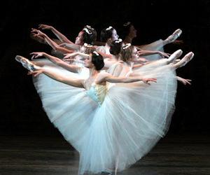 ballet. giselle image