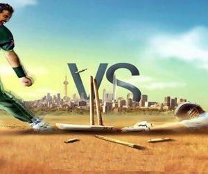 cricket, india, and pakistan image