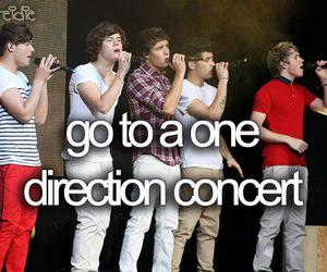 one direction, 1d, and before i die image