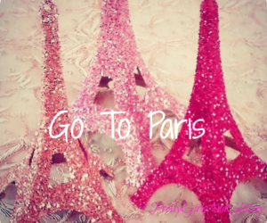 paris and pink image