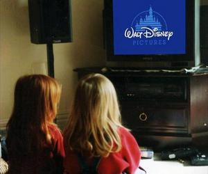 disney, cartoon, and sisters image