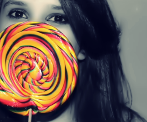 candy and lollipop image