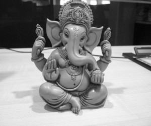 Ganesha and statue image