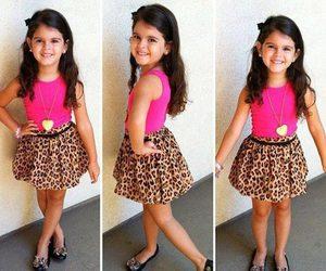 crianca, estilo, and girl image