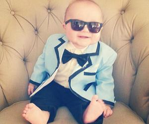 baby, fashion, and psy image