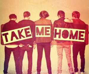 one direction, take me home, and niall horan image