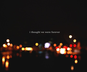 forever, text, and typography image