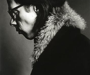 black and white, photography, and nick cave image