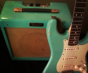 fender and guitar image