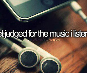 music, judge, and quote image