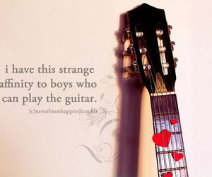 boy and guitar image