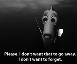 dory, finding nemo, and never forget. image