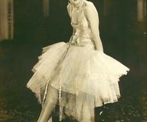 1930s, ballerina, and black and white image