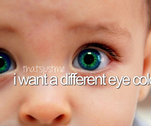 eyes, baby, and blue image