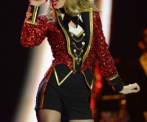 Taylor Swift, red, and ema image