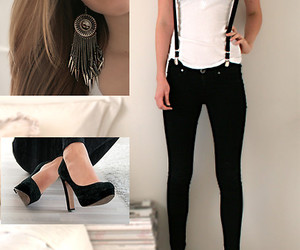 fashion, heels, and mine image