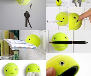 ball, diy, and recycle image