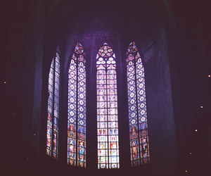 art, beautiful, and cathedral image