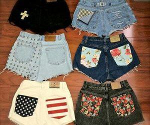shorts and short image