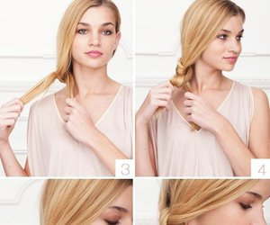 blond, hair, and tutorial image