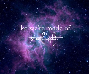 nebula, quote, and Taylor Swift image