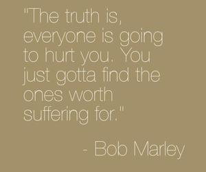bob marley, quote, and text image