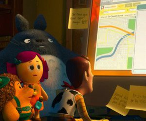 toy story 3 and totoro image