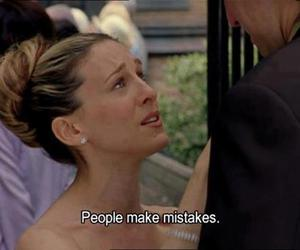 Carrie Bradshaw, mistakes, and sex and the city image