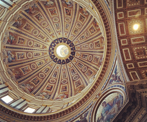 architecture, dome, and italy image