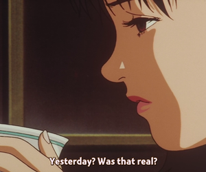 anime, imagination, and perfect blue image