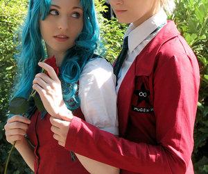 cosplay, sailor moon, and yuri image